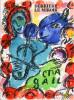 Derrière Le Miroir n° 198 - CHAGALL. Exposition de 31 peintures de 1968 à 1971. Mai 1972.. CHAGALL, Marc