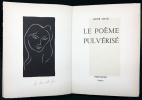 LE POÈME PULVÉRISÉ. CHAR, René - Henri MATISSE