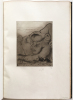 POÈMES À L'EAU-FORTE. 1/20 suites à grandes marges des 30 eaux-fortes signées.. LEGRAND, Louis - (Baudelaire, Mallarmé, Rimbaud, Verlaine, Richepin, ...