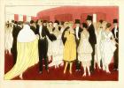 MODES ET MANIÈRES D'AUJOURD' HUI. Huitième Année. 1919. MARTY, André E.  - BERNARD, Tristan