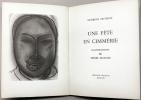 UNE FÊTE EN CIMMÉRIE. Illustrations de Henri Matisse. DUTHUIT, Georges