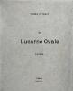 LA LUCARNE OVALE, poèmes.. REVERDY, Pierre