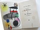 Le Dedans & Le Dehors (1956). Lévis Mano, Guy - Miró, Joan