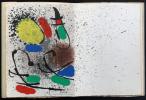 ERRANTES GRAMINÉES. Avec une lithographie de Joan Miró.. TORREILLES, Pierre - MIRÓ -Joan