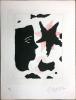 BRAQUE. Nouvelles sculptures et plaques gravées. L'exemplaire de Morancé.. ZERVOS , Christian - BRAQUE, Georges - MORANCÉ, Albert