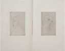 LA CASSETTE DE PLOMB. Ornée de deux gravures originales et inédites par monsieur André Derain.. GABORY, Georges- DERAIN, André