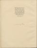 A BOOK OF CATS. being Twenty Drawings by Foujita. New York 1930. FOUJITA, Léonard - JOSEPH, Michael