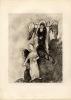 LA BIBLE. (Suite des eaux-fortes en noir gravées de 1931 à 1939 (Tériade 1956). . CHAGALL, Marc