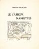 LE CASSEUR D'ASSIETTES. Avec 5 lithographies originales de Juan Gris.. SALACROU, Armand - Juan GRIS