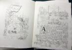 LA BELLE ENFANT OU L'AMOUR A QUARANTE ANS. Eaux-fortes originales de Raoul Dufy (1930).. MONTFORT, Eugène - DUFY, Raoul