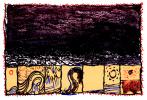 Derrière le Miroir n° 247. ALECHINSKY. Octobre 1981.. ALECHINSKY, Pierre - Saura, A. - Frémon, J.