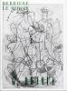 DERRIÈRE LE MIROIR N° 71-72. BRAQUE. La Théogonie. Déc. 1954-Janv. 1955.. BRAQUE, George - Georges Limbour.