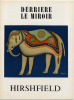 DERRIÈRE LE MIROIR N° 35 - HIRSHFIELD. Janvier-Février 1951.. HIRSHFIELD, Morris - Artistes divers.