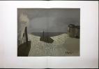 DERRIÈRE LE MIROIR N°48-49. G. BRAQUE. Juin 1952.. BRAQUE, Georges - Alberto Giacometti, Jean Grenier