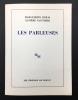 LES PARLEUSES. DURAS, Marguerite - GAUTHIER, Xavière.