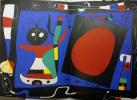 DERRIÈRE LE MIROIR N° 92-93 - 10 ANS D'ÉDITION. Décembre 1956.. MIRO, Joan - Giacometti, Alberto - Chagall, Marc - Bazaine, Jean - UBAC, Raoul - ...