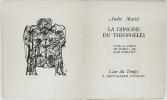 LA DJINGINE DU THÉOPHÉLÈS & LES CORPS DE DAMES DE JEAN DUBUFFET. MARTEL, André - Jean DUBUFFET