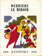 Derrière le Miroir n° 42. Novembre 1951 -  KANDINSKY. Artistes Multiples. KANDINSKY