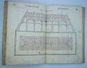 Le Théâtre de l'art de charpentier. - Brief traicté des cinq ordres des colomnes.. JOUSSE (Mathurin).