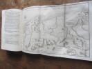 Lettres édifiantes et curieuses, 14 volumes, 52 plans dépliants, gravures, 1819.