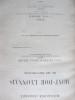 MONOGRAPHIE GÉOLOGIQUE du MONT D'OR LYONNAIS. A.Falsan & A.Locard