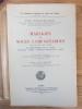Mariages et noces campagnardes dans les pays ayant formé le département de la Loire : Roannais - Forez - partie de Beaujolais - Jarez. Paul ...