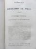 Mémoires d'un bourgeois de Paris, tomes (2-3-4) sur 6 . Dr L. Véron