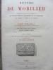 Histoire du mobilier, 200 eaux-fortes. Albert Jacquemart