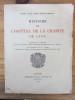 Histoire de l'hôpital de la Charité de Lyon. Croze, Delage, Carle, Trillat, Deleage