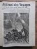 Journal des voyages. Année 1884 complète (du n°339 au n°390). Collectif