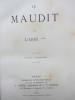 Le Maudit, 3 tomes (complet). Abbé MICHON
