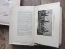 Mémoires du Maréchal Joffre (2 tomes, gravures, cartes dépliantes), grand papier. Maréchal Joffre