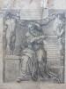 Sacrae Historiae Acta a Raphael Urbin in Vaticanis xystis (Bible de Raphaël, 1649). Nicolas Chapron / Raphaël