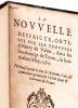 La Nouvelle défaite, obtenue sur les troupes d'Henry de Valois dans les faubourgs de Tours le huitième mai 1589.... [MAYENNE].