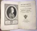 Mémoires authentiques et intéressants, ou histoire des Comtes Struensée et Brandt.... ( de FALKENSKIOLD).