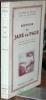 Histoire de Jane la Pâle [Wann Chlore].. BALZAC (Honoré de)