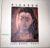 Pablo Picasso - 62 estampes originales 1905 - 1971.. DE SANTI (Floriano).