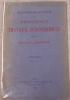 Nomenclature des principaux travaux scientifiques publiés par Auguste Lumière - 1887-1935.. [ANONYME]