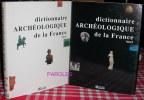 Dictionnaire archéologique de la France.. *