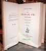 "Etude critique sur ""Les Filles du feu"" (Les Filles du feu - Nouvelles - Tome second [seul]).. POPA (Nicolas I.)"