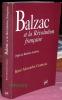 Balzac et la Révolution française - Aspects idéologiques et politiques. . COURTEIX (René-Alexandre).