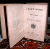 Almanach impérial pour MDCCCLXVIII présenté à leurs majestés.. *