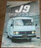 """""""Plaquette publicitaire J9 Peugeot 1981""""."""