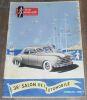 """""""38ème Salon de l'Automobile"""". """"? André Reichel Maurice Berson Henry Tourneur"""""""