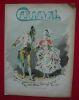 """""""Carnaval - revue Paris Illustré n° 11 1er Mars 1884"""". COLLECTIF"""