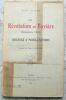 """""""La Révolution en Bavière (novembre 1918) discours et proclamations"""". """"Kurt Eisner"""""""