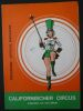 """Programme cirque Californischer circus 1969""."