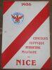 """""""Concours Hippique International Militaire de Nice 1936""""."""