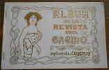"""""""Album de la Revista del Casino ? Suplemento de « El Artista »""""."""