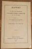 """""""Rapport fait au nom d'une Commission à la Société Centrale d'Agriculture du Puy-de-Dome par M. Dumay rapporteur sur la propriété de M. de Pennautier ..."""